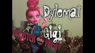 "Monster High sezon 3 odc.4 ""DYLEMAT GIGI"""