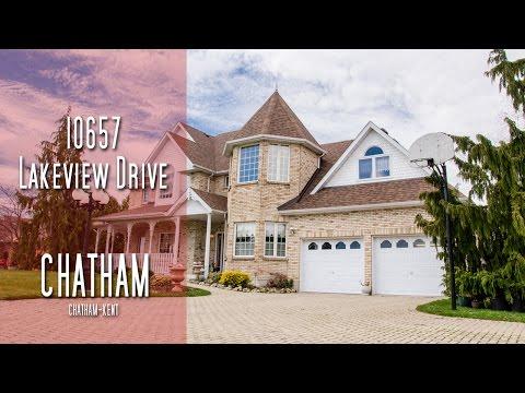 CHATHAM-KENT - 10657 Lakeview Drive-KentBridge [propertyphotovideo]
