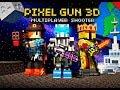 Pixel Gun 3D- Multiplayer shooters | Opening scientific Lab