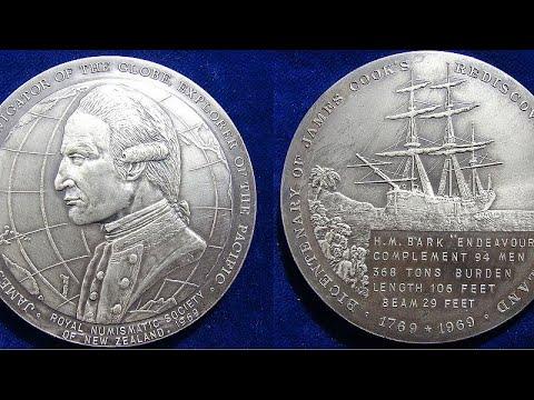 Arqueólogos marinhos acreditam ter encontrado navio de James Cook