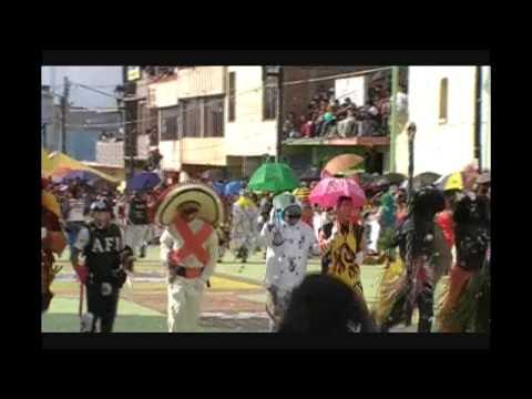 Carnaval Contla 2010 Camada Payasos Concurso Parte 1