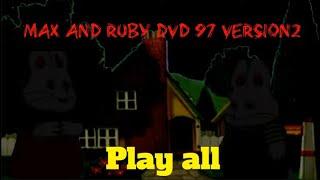 Max& Ruby dvd 97 version 2 remake Creepypasta Footage