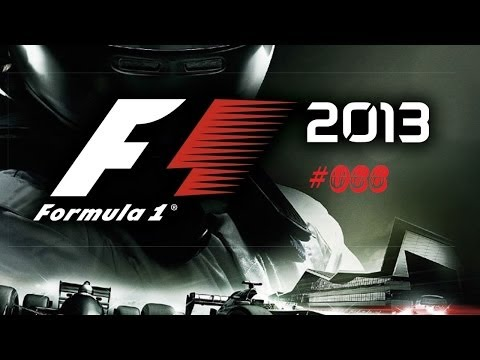 F1 2013 PC #066 Training Shanghai International Circuit / China Karriere [HD+] Let's Play F1 2013 PC