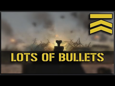 Lots of Bullets - Day of Infamy D-Day Defense