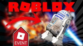Event How to get * R2-D2 * | -ROBLOX