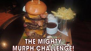 Murphy's Law Burger MASSIVE 12 Patty