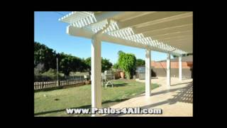Los Angeles Patio Covers La- Combination Patio Enclosures-patio4all