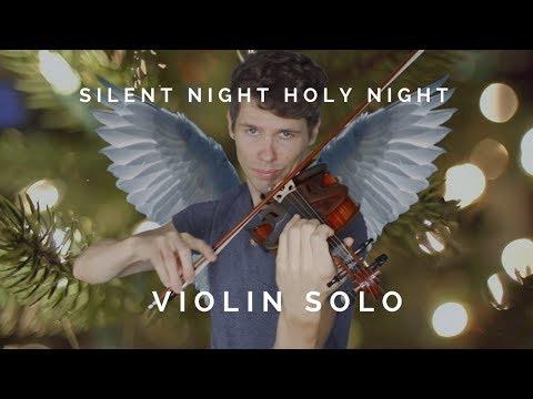 Silent Night Holy Night - Violin Solo