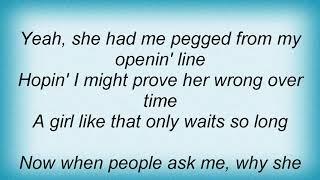 Tracy Byrd - She Was Smart Lyrics YouTube Videos