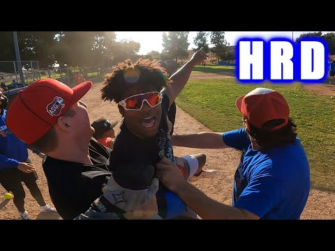 GREATEST HOME RUN DERBY EVER!   On-Season Softball Series