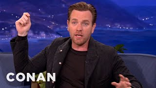Ewan McGregor On