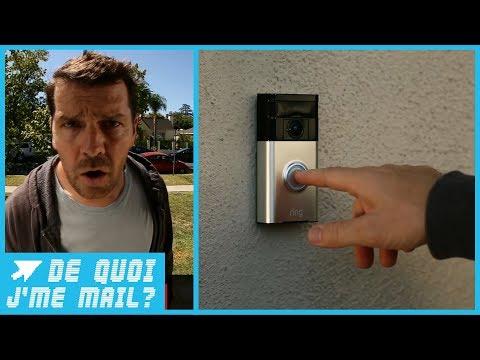Ouvrez Votre Maison à Distance Grâce Au Portier Vidéo Connecté  DQJMM (2/2)
