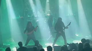 Obscura live @ Helsinki 1st March 2020