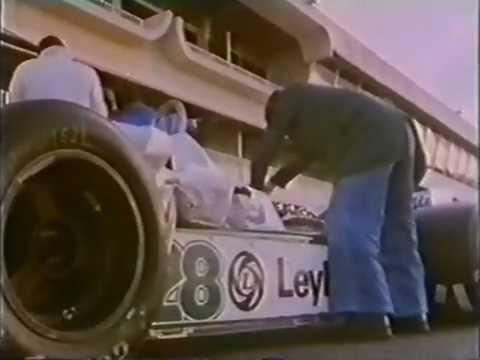 BBC Horizon (1981) - Gentlemen, lift your skirts. Williams F1 -  Cosworth Tyrrell P34
