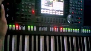Đêm Gành Hào Nghe Điệu Hoài Lang - Keyboard Son Nguyen