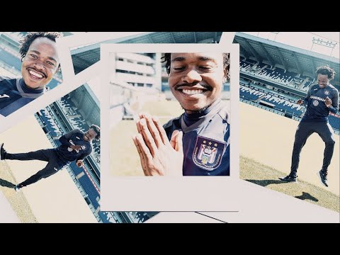 Welcome Percy Tau