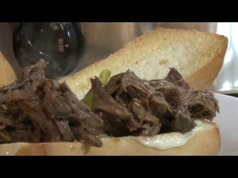 How to Make Italian Beef Sandwiches | Beef Recipes | Allrecipes.com