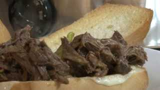 How to Make Italian Beef Sandwiches | Beef Recipes | AllRecipes