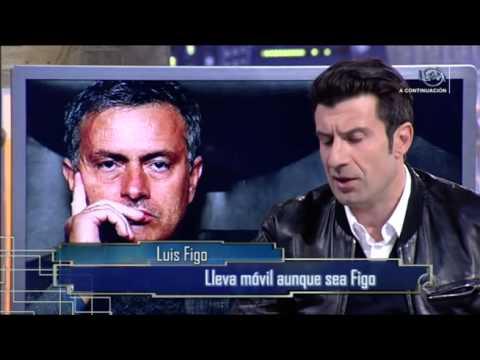 El Hormiguero - Luis Figo :'Mourinho es un ganador y un gran profesional'