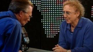 Gene Wilder 2002 official CNN interview