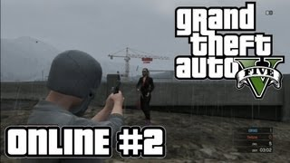 GTA V Online - Endlich Zu Zweit - Grand Theft Auto 5 Multiplayer - Deutsch Gameplay #02 1440p