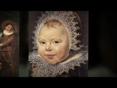 Франс Халс-голландский художник XVI-XVII века. Галерея картин