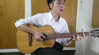 De tron doi thuong nho - guitar cover