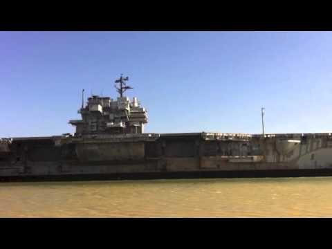 USS Forrestal Fairwell