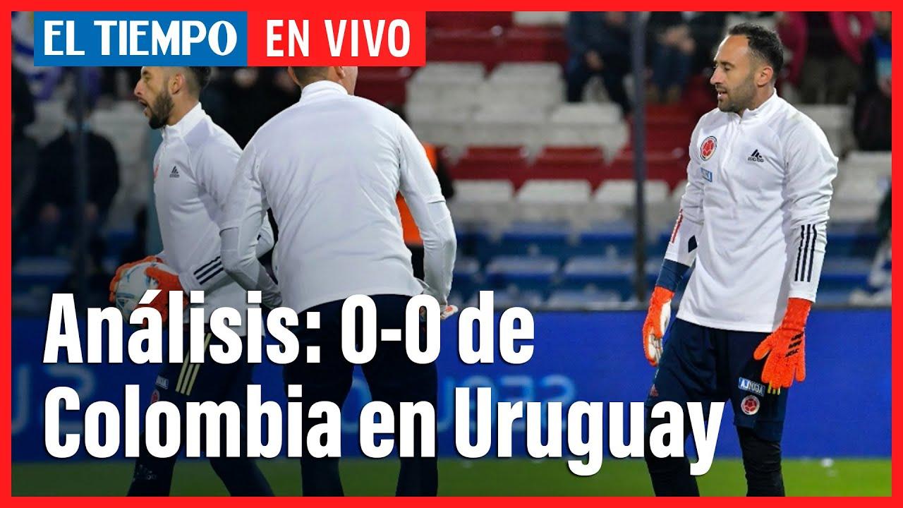 Download Análisis: ¿0-0 de Colombia en Uruguay, es de oro u oropel?