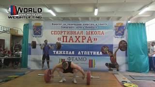 ТИШИНСКИЙ/TISHINSKY(105) 135-140-143х/165-170-175х. Championship of Moscow region 05-06.05.2018.