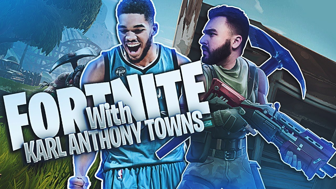 2d6e27c44 Fortnite Five - Our Starting Lineup of NBA Players Who Love Fortnite