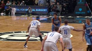 Andrew Wiggins Scores 36 Points and Hits a Career High 6 Threes