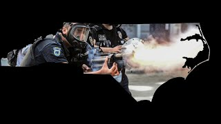 Protests in Charlotte, N.C. turn violent HD