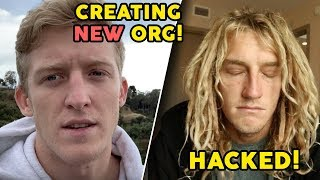 Tfue is Creating His Own Organization and leaves FaZe! JoogSquad HACKED!