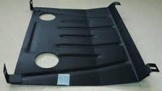 видео Защита картера двигателя ВАЗ 2114, 2110, 2109