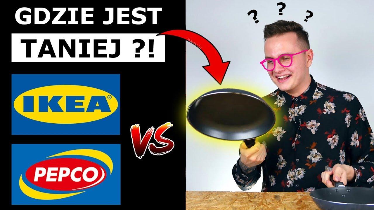 IKEA vs. PEPCO - KTÓRY SKLEP JEST LEPSZY?!