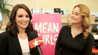 Tina Fey, Taylor Louderman & More Get Ready for MEAN GIRLS