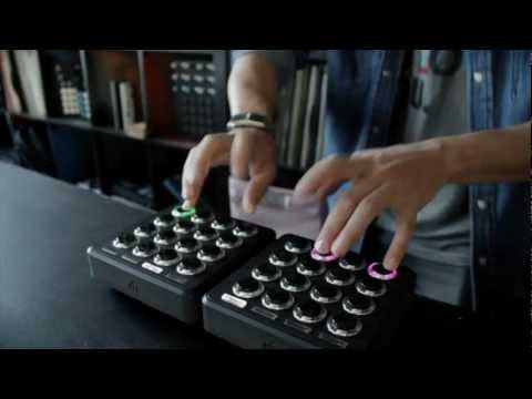 Rick Fresco Live Remix of Mad Zach's