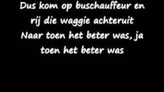 Kempi - Buschauffeur  (songtekst)