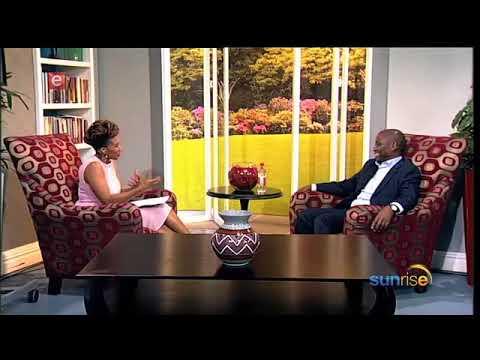Mr. Sango Ntsaluba - Entreprenuership