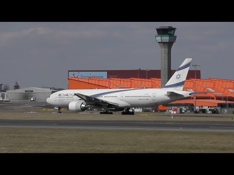 Planes at London Luton Airport 02/04/13