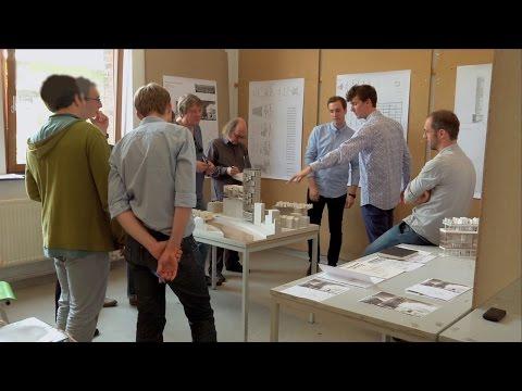 La Faculté d'Architecture de l'Université de Liège se présente en vidéo