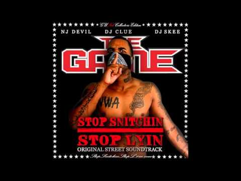 The Game - My Lowrider (Ft. Paul Wall, WC, E-40, Crooked I & Ice Cube) [Stop Snitchin Stop Lyin]