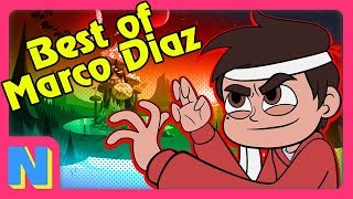 The Best Moments of Marco Diaz (Star vs the Forces of Evil)