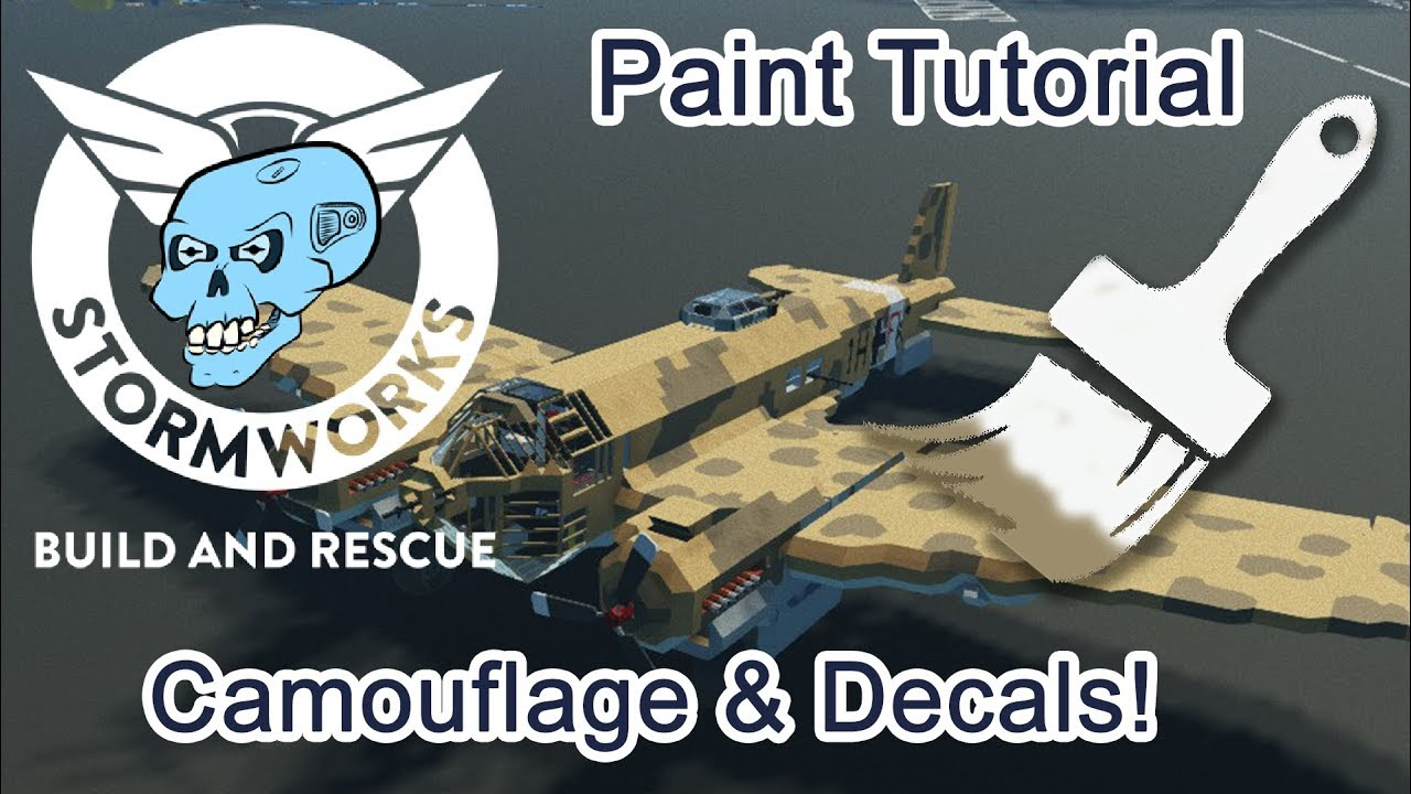 Steam Community :: Guide :: Camouflage & Decals Tutorial