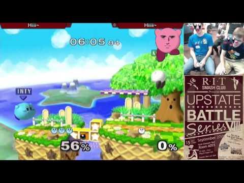 Upstate Battle Seriers VIII Kirby hype