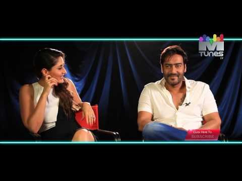 Kareena Kapoor can't Praise Ajay Devgn - Exclusive Video only on MTunes HD