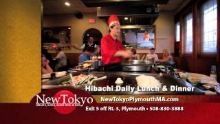 New Tokyo Restaurant