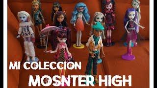 Mi colección de MONSTER HIGH - Kenypop! #mattel #monsterhigh