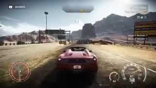 Need for speed rivals Gold any interceptor very fast 00:59:88